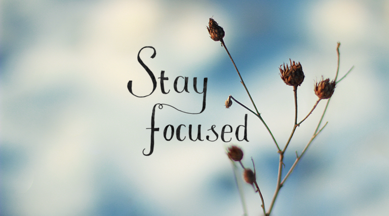 Can CBD Help You Stay Focused?